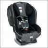 Car Seat - Convertible - Rear-Facing (5 to 40 lbs) & Forward-Facing (20 to 65 lbs) - BRITAX ADVOCATE G4 - Onyx
