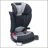 Car Seat - Belt-Positioning Booster (40 to 120 lbs) - BRITAX PARKWAY SGL - Phantom