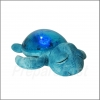 Child-Safe Night Light - TRANQUIL TURTLE - Sea Sights & Sounds - Aqua