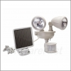 Solar Powered Security Light - Motion Activated - LED