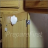 Cabinet & Drawer Lock - Magnetic #4  - Adhesive Mount