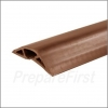Floor Moulding Cord Cover - BROWN - 5 FT