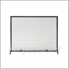 Fire Screen - #4 - Flat - XTRA LARGE - 35 INCH TALL x 50 INCH WIDE