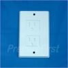 Outlet Cover - DECORA - WHITE