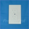 Outlet Cover - 3 Prong - IVORY
