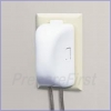 Outlet Cover - Small Plug - WHITE
