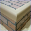 Hearth Protection - TAUPE - Pad & Frame