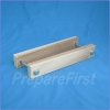 Gate Mount - NATURAL - Post Clamp - 3.5 TO 5.5 INCH POST