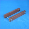 Gate Mount - BROWN - Post Clamp - 3.5 TO 5.5 INCH POST