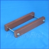 Gate Mount - BROWN - Post Clamp - 5.5 TO 7.5 INCH POST
